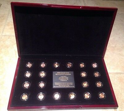 2009 Lincoln  Bicentennial Cent Collection Uncirculated with Presentation Box