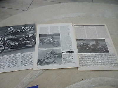 Yamaha SRX technical & historical literature- 2 items