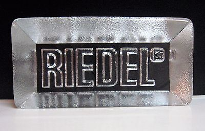 Riedel Wine Glass Advertising Collectible Paperweight