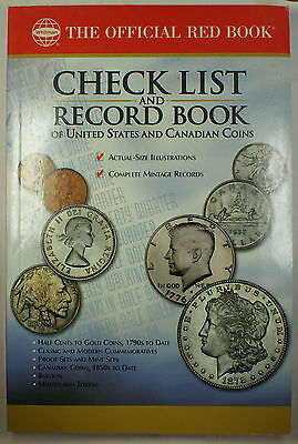 The Official Red Book Check List & Record Book of United States & Canadian Coins