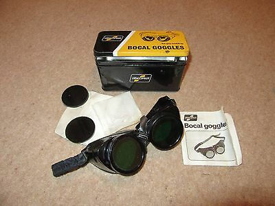 Bocal Goggles for gas welding manufactured by Starcrest