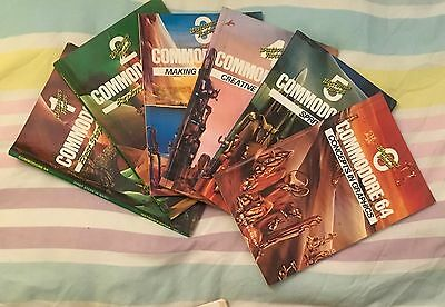 Commodore 64 books - Watson's Notes - complete set
