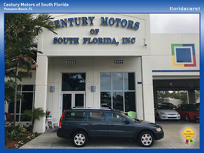 2005 Volvo XC (Cross Country) Base Wagon 4-Door AWD LEATHER LOADED NON SMOKER 2.5L L5 PFI LOW MILES SUNROOF