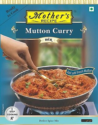 Mothers Recipe Mutton Curry - 100gm - Delicacy from Indian cuisine