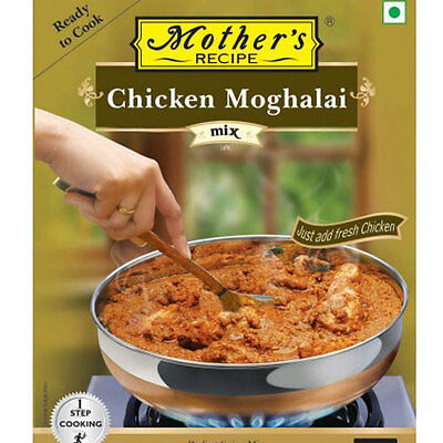 Mother's Recipe CHICKEN MOGHALAI MIX - 80gm - Delicacy from Indian cuisine
