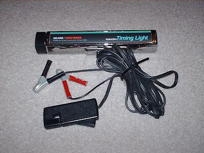 Sears Craftsman Inductive Timing Light 161.2134