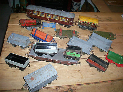 Hornby' Meccano Train ,rolling Stock.