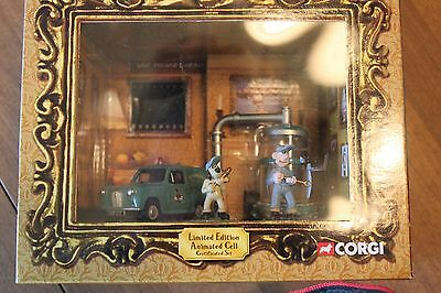 Wallace and Gromit Limited Edition Display