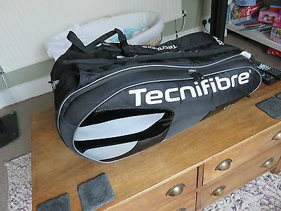 Tecnifibre Tour VO2 9 Racket Squash Tennis Bag