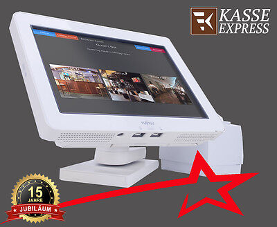 Top Touchscreen Kasse für Restaurant, Cafes, Kantinen - Kellnerkasse Top