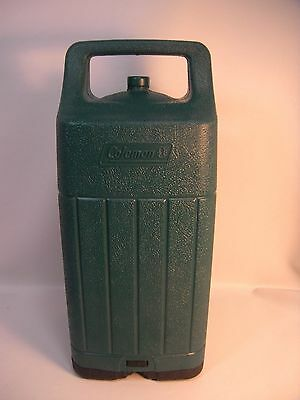 Coleman Lantern Case Only Green Plastic  For 200 200A 285 286 288 NICE
