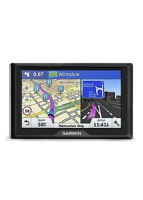 Garmin Drive 40LM Satellite Navigation with UK and Ireland Lifetime Maps - 4 inc
