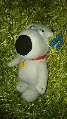 family guy brian soft toy