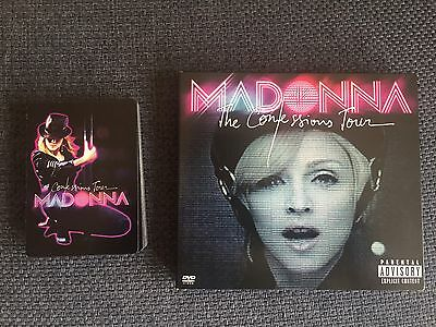 Madonna Confessions Tour Disc & Playing Cards