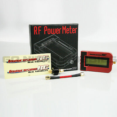 Immersion RC RF Power Meter for Uplink / Downlink Power / Antenna Measurements