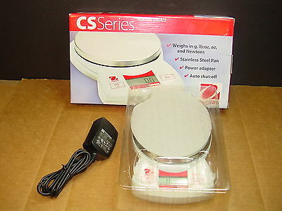 Ohaus CS5000 Compact Scale, Balance, 5000g Capacity and 1g Readability BRAND NEW