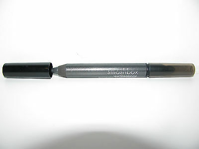 Smashbox Waterproof Shadow Liner To Go Chrome  Full Size NWOB