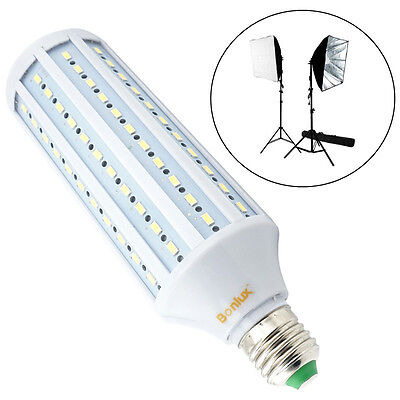 Bonlux 40W E27 LED Studio Light Bulb 5500K for Photograph Video Photo Lighting