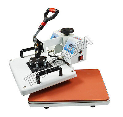 New Pattern! New Double Temperature Control Heat Press Machine 110V 11.5*15inch