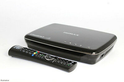 Humax HDR-1100S Freesat+ HD Box (WiFi & 1TB w/FreeTime)