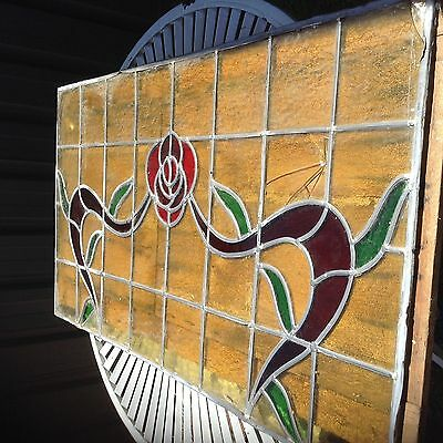 Leadlight Antique Panels 5 in total