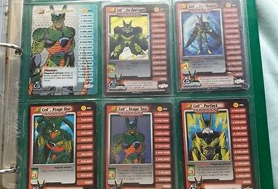 DBZ Cards, Cell, Cell Saga
