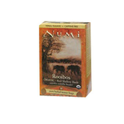 Sweet African Red Green Rooibos 18 bags by Numi Tea