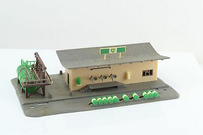 Kibri BP Diesel Refill Station Built Up Z Scale (Z2)