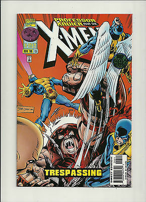 Professor Xavier & The X-Men  #13  NM-