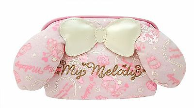 Sanrio My Melody Cotton Pouch / Cosmetic Bag