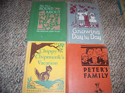 Antique childrens books lot of 15