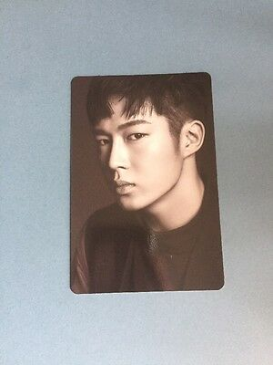 Sf9 Roar Burning Sensation Dawon Photocard Kpop