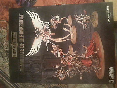 Warhammer 40K Triumvirate Of The Imperium - 5 Models New