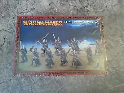 Warhammer Age Of Sigmar High Elves Shadow Warriors - New & Sealed