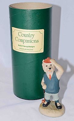 Robert Harrop Country Companions Doggie People West Highland Terrier Golf CC25a