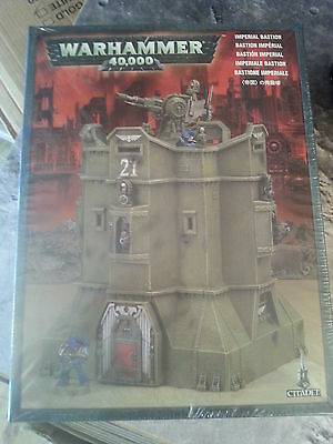 Warhammer 40K Imperial Bastion - New & Sealed