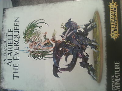 Warhammer Age Of Sigmar Sylvaneth Alarielle The Everqueen - New & Sealed