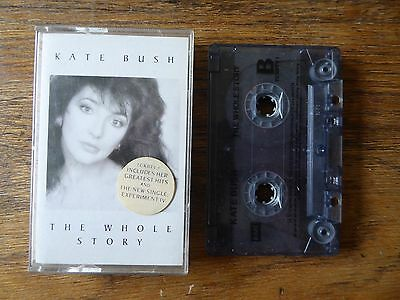 Rare Kate Bush Cassette Tapes The Whole Story Greatest Hits