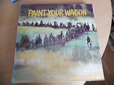 Paint Your Wagon - Music From The Soundtrack 1969 - VINYL LP.   VG