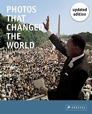 Photos That Changed the World by Peter Stepan New Paperback Book
