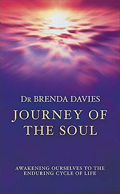 Journey of the Soul by Brenda Davies New Paperback Book