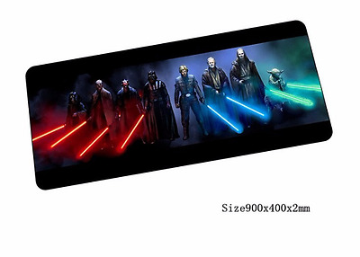 Star Wars Tapis de Souris Pad Gaming Edition Taille Large Clavier Neuf