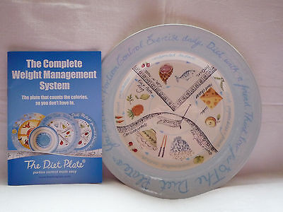 Diet portion plate by Royal Stafford