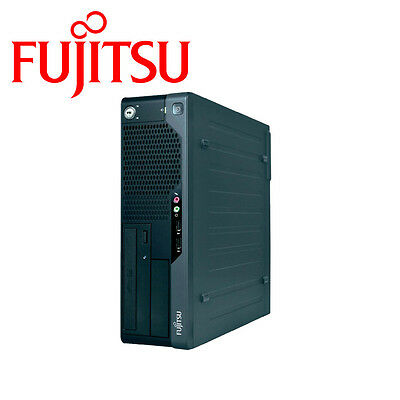 Fujitsu Esprimo E5731 Intel Core2Quad 4x2,4GHz, 4GB DDR3 250GB Desktop PC SFF