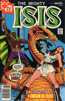 Isis 7 Dc 35 Cents American Comic