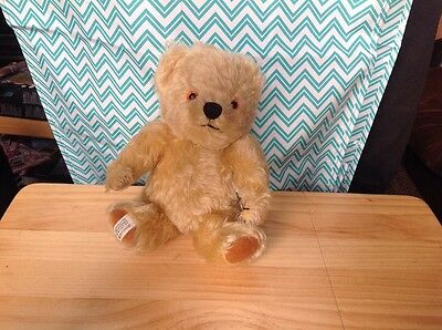 Merrythought jointed teddy bear no 49 of 1000 limited edition