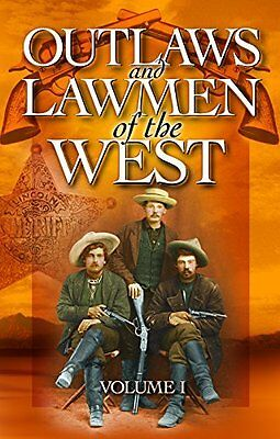 Outlaws and Lawmen of the West by M.A. Macpherson New Paperback Book