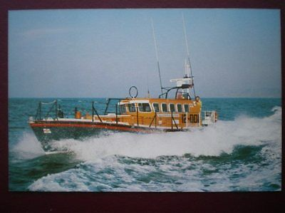 Postcard Lifeboats Mersey Class Lifeboat