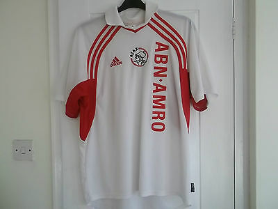 Ajax Amsterdam  Football Shirt Large Size Adidas Make