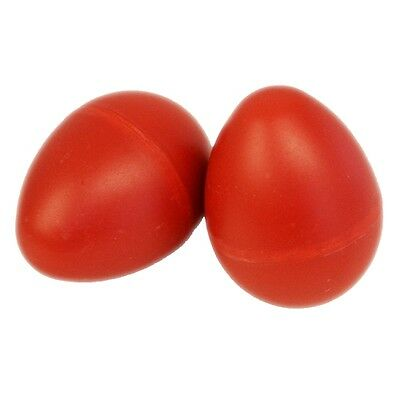 A-Star Egg Shakers Pair - Red